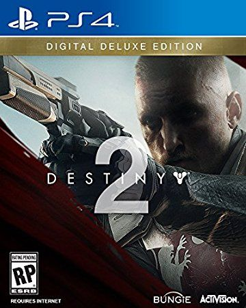 Destiny 2 - Digital Deluxe - PS4 [Digital Code]featured best selling video game and consoles & accessories on the web with the best price over 18000 game with over 75 language to shop with . #videogameref #realtraveloffers #flipfidget #casinoref