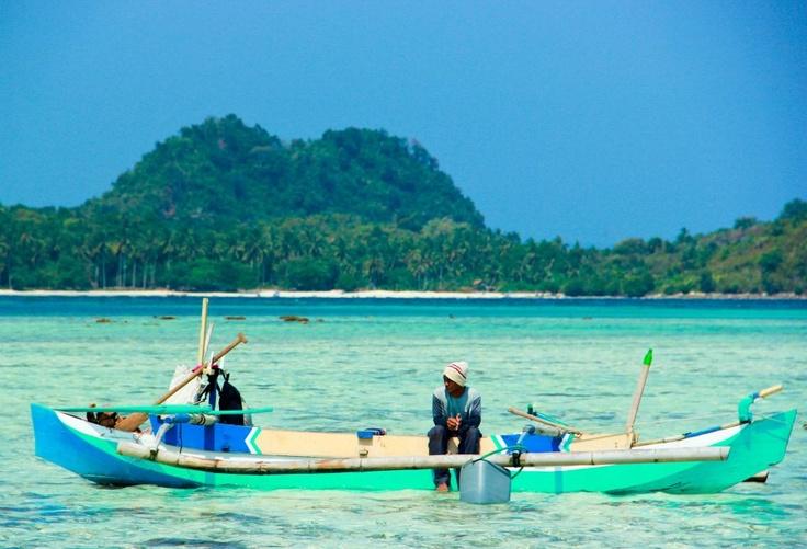 Pulau Pahawang Lampung. Sejuta pesona menghipnotis mata