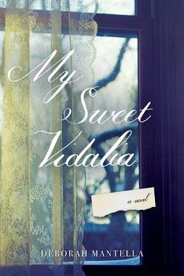 Book review of My Sweet Vidalia by Deborah Mantella: http://olivia-savannah.blogspot.nl/2016/09/my-sweet-vidalia-book-review.html