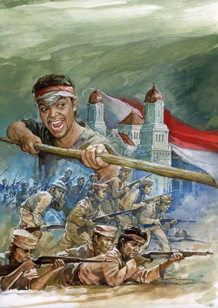 SEMARANG ON WAR by Phothooth on DeviantArt in 2020