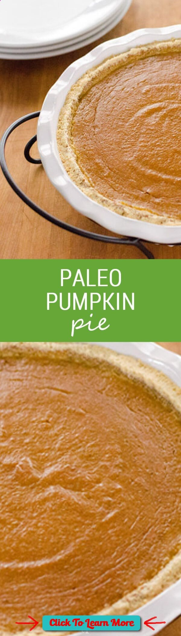 #FastestWayToLoseWeight by EATING, Click to learn more, This paleo pumpkin pie is a quick and easy gluten-free pumpkin pie recipe for fall or Thanksgiving. It's grain-free, dairy-free, and refined sugar-free. ~ cookeatpaleo.com , #HealthyRecipes, #FitnessRecipes, #BurnFatRecipes, #WeightLossRecipes, #WeightLossDiets