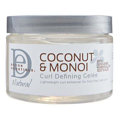 Enhance your natural curls waves and coils with natural coconut for frizz-free definition and lasting moisture.