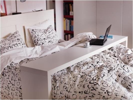 IKEA Yatak Odası: Sabah uyanmakta zorluk çekenler için artık çalışmak daha kolay...