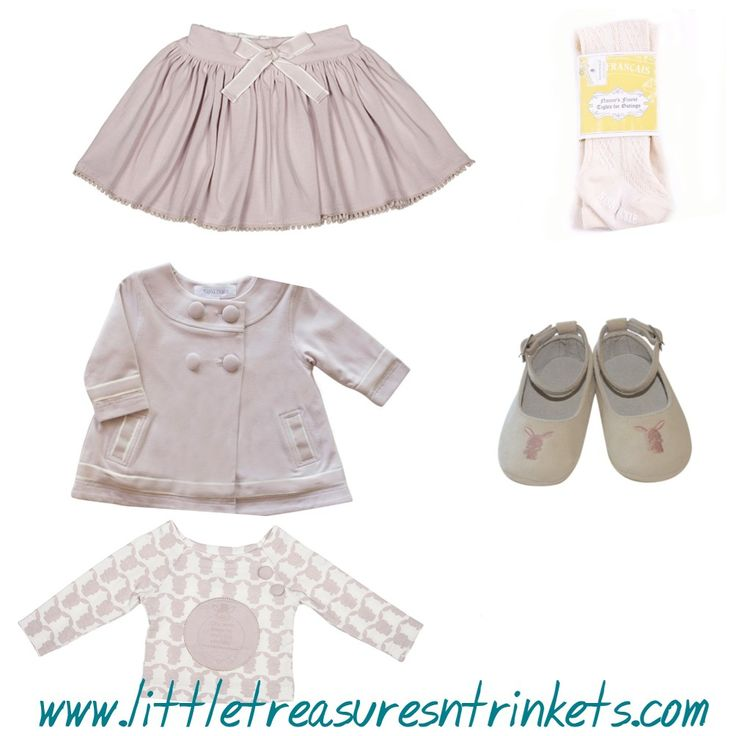 NEW STOCK check out this beautiful outfit from Nanny Pickle - all available in store - too cute!!!! #babygirl #nannypickle #fashionista #onlineshopping #smallbusiness #littletreasures http://www.littletreasuresntrinkets.com/listing/nanny-pickle-flounced-skirt/
