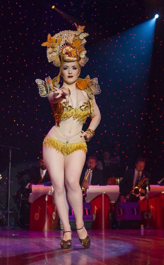 Medianoche, Burlesque Star | Contemporary ShowGirls & Boys ...