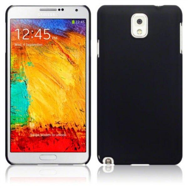 Rubber Plastic Θήκη Πλαστική Μαύρη (Samsung Galaxy Note 4) - myThiki.gr - Θήκες Κινητών-Αξεσουάρ για Smartphones και Tablets - Πλαστική Μαύρη