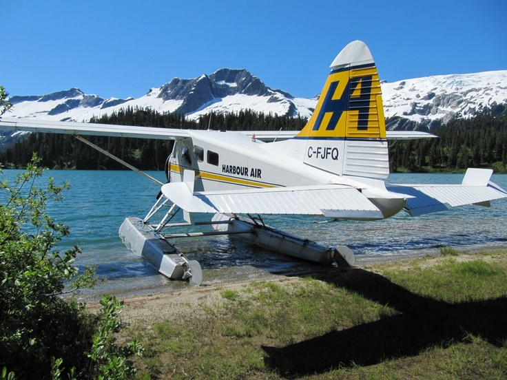 Harbour Air Seaplanes - One of our hidden gem locations...
