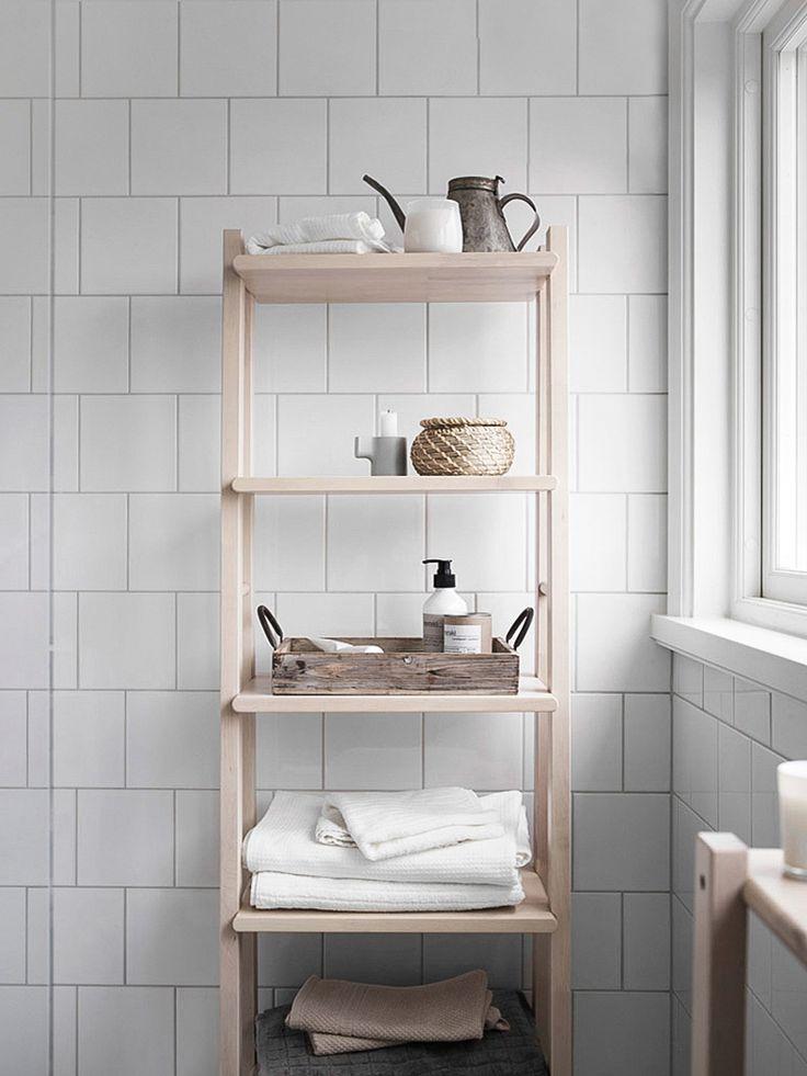 Only Deco Love: Simple small bathroom scandinavian inspiration