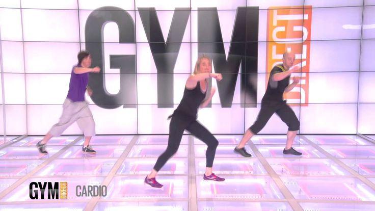 Gym Direct, la plus grande salle de sport de France est sur Youtube ! Renforcement musculaire, cardio, yoga, danse... Retrouvez toutes les vidéos de Sandrine...