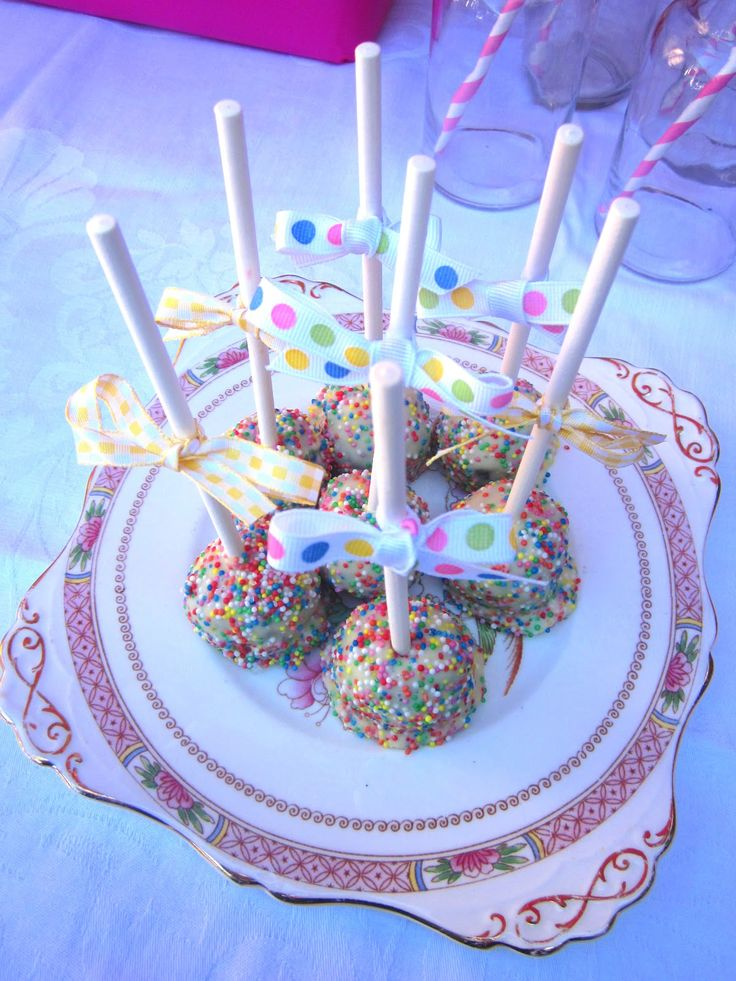 Simple Food Ideas for a Little Girls Party