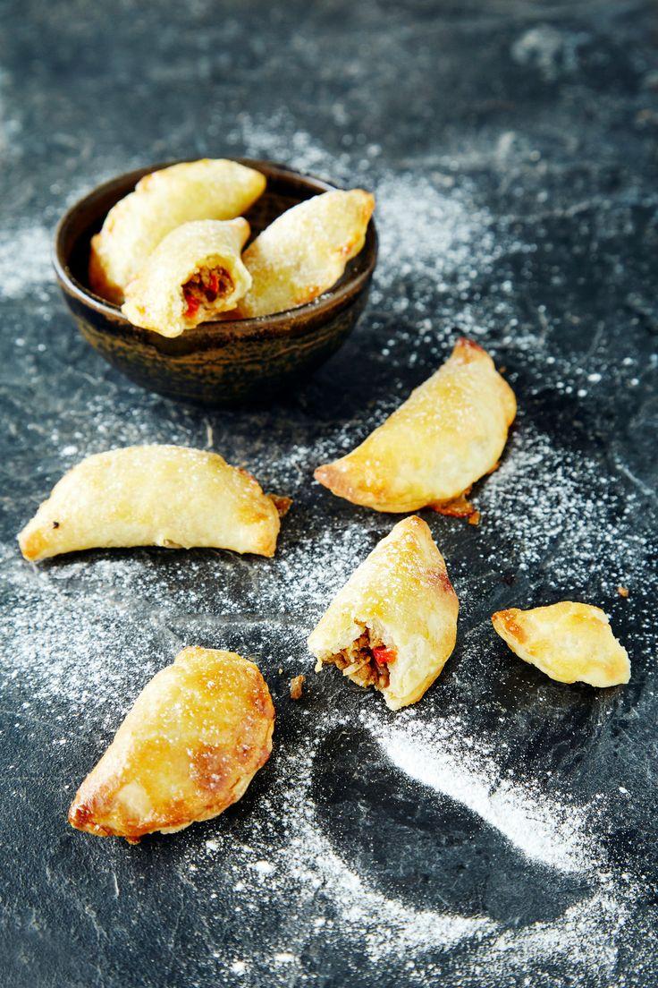 Empanadat | K-Ruoka  #pasteija