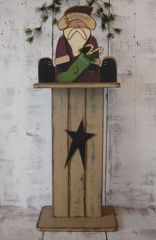 17 best images about images on pinterest primitive wood for Christmas wood craft projects