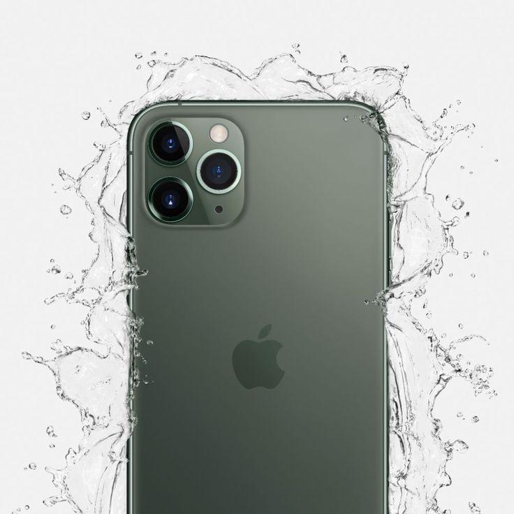 Apple iphone 11 pro max 256gb midnight green sprint