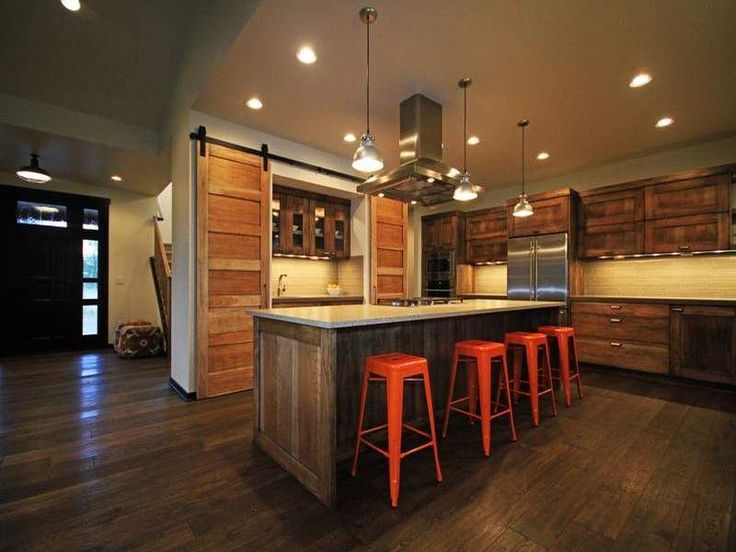 Kitchen Island Rustic 47 best luxury kitchens images on pinterest | luxury kitchens