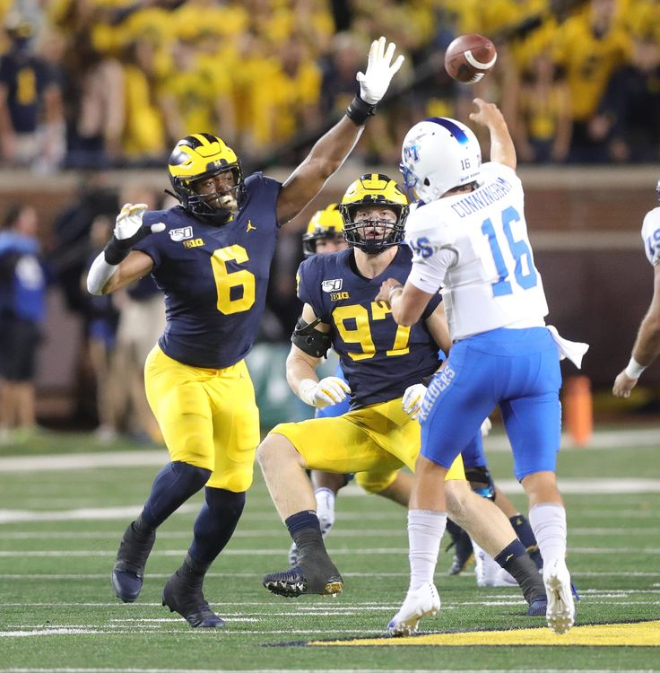 Michigan football mailbag This defensive lineup gives UM