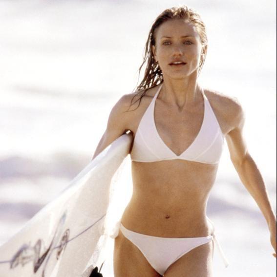 Cameron Diaz Nude Modelling 96