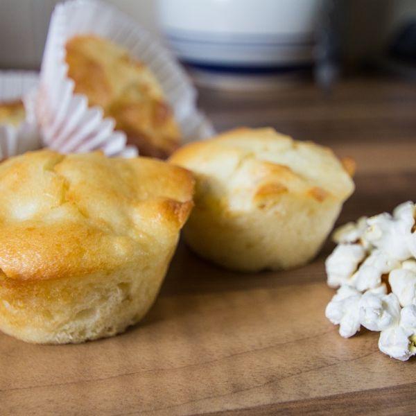 Fredmans fluffiga muffins