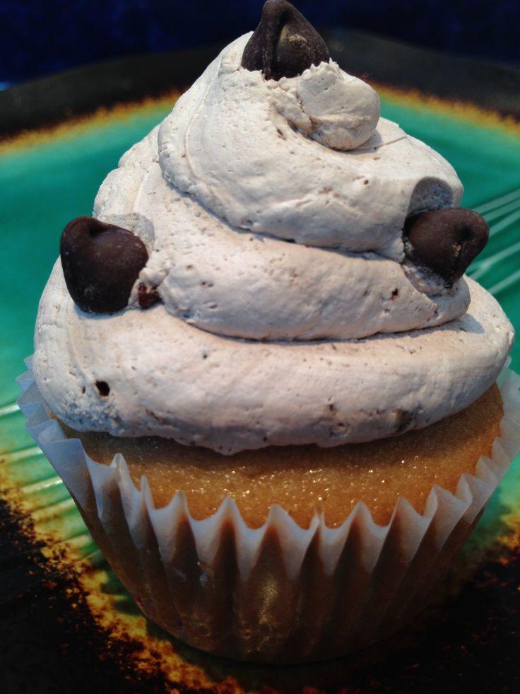 cupcake frambuesa y chocolate