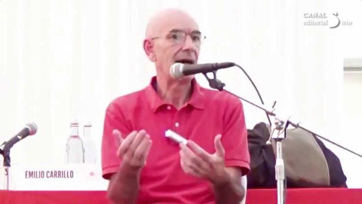 EMILIO CARRILLO - Qué es realmente la enfermedad - Conferencia en Balaguer.