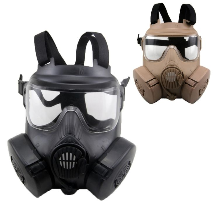 >> Click to Buy << Paintball Tactical Airsoft Game Face Protection Safety Mask Guard M50 Gas Mask #Affiliate