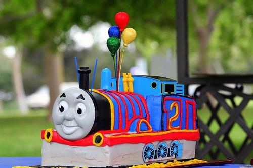 Engine Cake Images