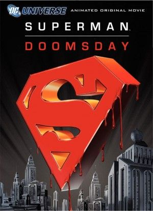 "Superman: Doomsday (2007) Superman: Doomsday  Main article: Superman: DoomsdayThe first of these projects wasSuperman: Doomsday, which was loosely based on the popular 1992–1993 storyline ""The Death of Superman"" where Superman fightsDoomsday in a duel to the death. It was released on September 21, 2007.The film features the voice talents of Adam Baldwin as Superman,Anne Heche as Lois Lane, Adam"