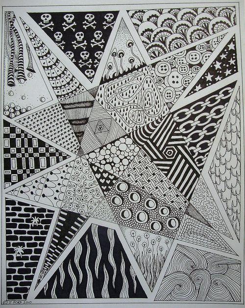 Big Star Doodle // FLICKR EXPLORE #197   Flickr - Photo Sharing!