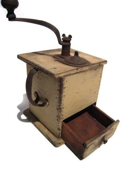 15 Gift Ideas for Coffee Lovers | EpicGifts.net  |Coffee Grinders Antique Label