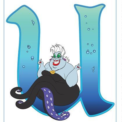Disney Alphabet Printables | Printables | Spoonful