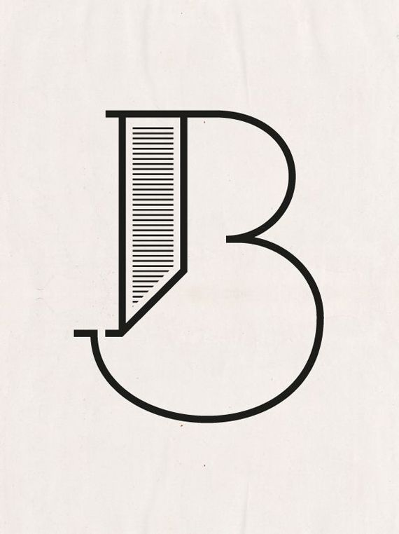 #B I love the simplicity in this logo and how its designed. Thin lines with a nice curve is very appealing to me.