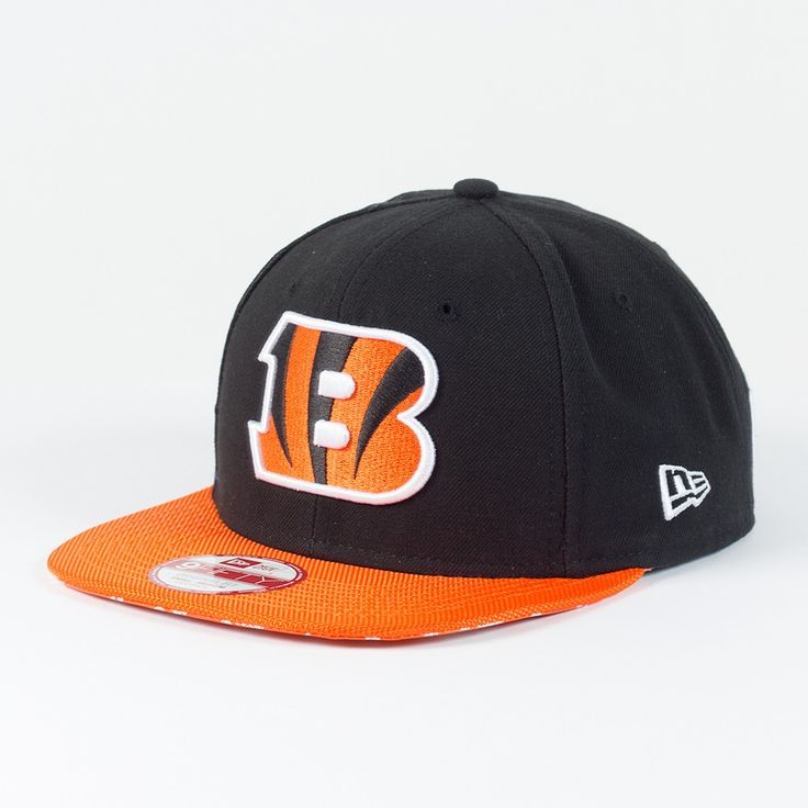 Casquette New Era 9FIFTY snapback Sideline NFL Cincinnati Bengals