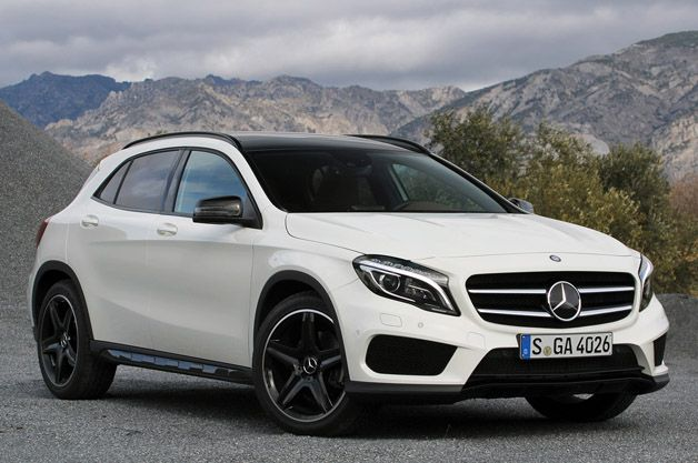 First Drive: 2015 Mercedes-Benz GLA250 4Matic [w/video]