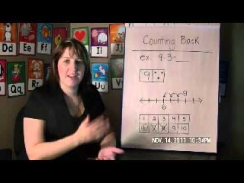 Counting Back and Counting Up: a Mental Math Subtraction Strategy