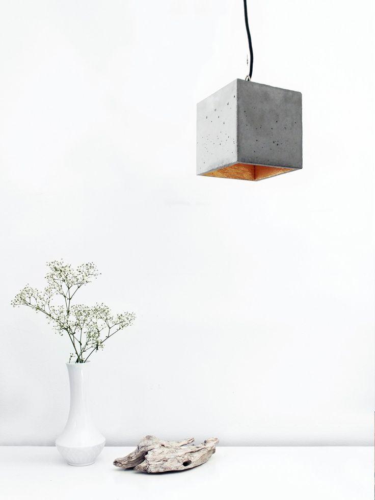 #Cement Pendant #lamp [B5] B Collection By GANTlights