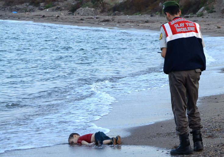 The Year in Pictures 2015 - The New York Times - BODRUM, TURKEY 9/2/2015 Aylan Kurdi, the Syrian toddler whose drowning off the coast of Turkey drew public sympathy to the refugee crisis.