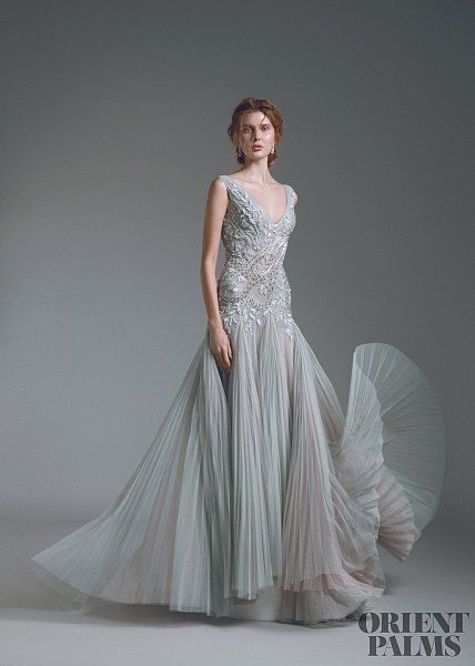a8d203f78b44 Alfazairy Fall-winter 2018-2019 - Couture Evening Gowns Couture, Designer  Evening Gowns