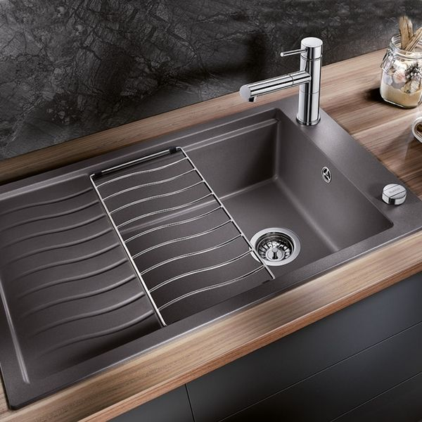 Granite composite sinks have many advantages compared to kitchen sinks from other materials. Description from minimalisti.com. I searched for this on bing.com/images