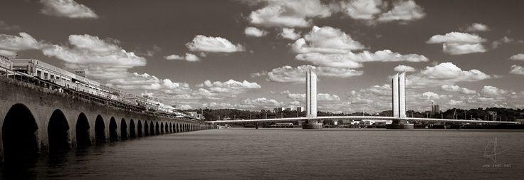 Pont Chaban-Delmas et quais de Bordeaux