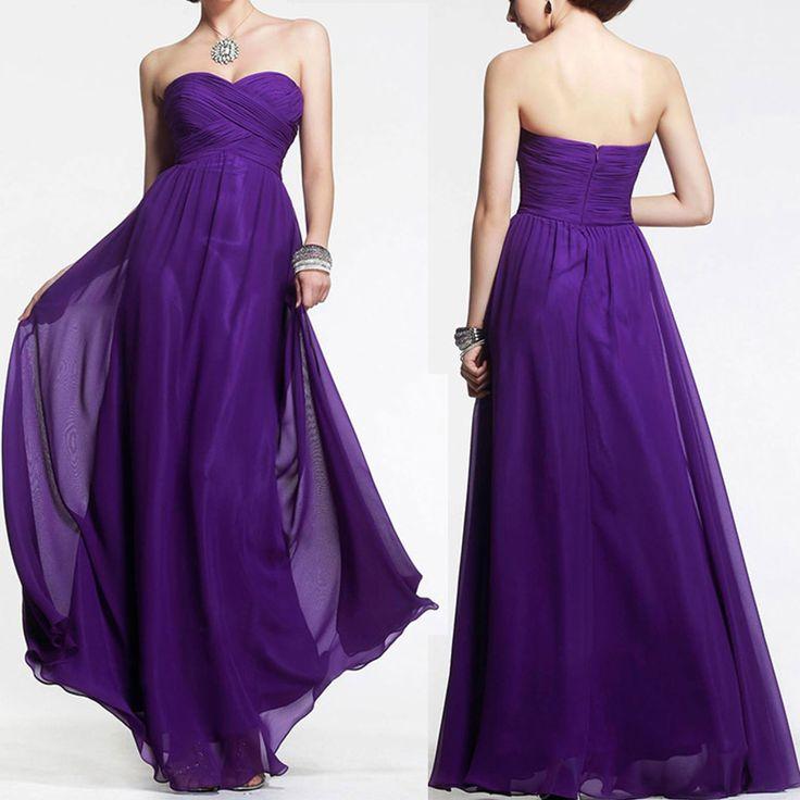 Mejores 82 imágenes de Bridesmaid Dresses en Pinterest | Vestidos de ...