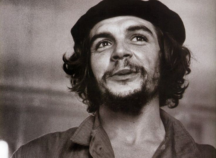 VINTAGE PHOTOGRAPHY: Che Guevara