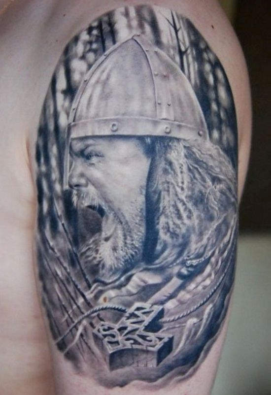 Celtic Warrior Tattoo | Celtic warrior