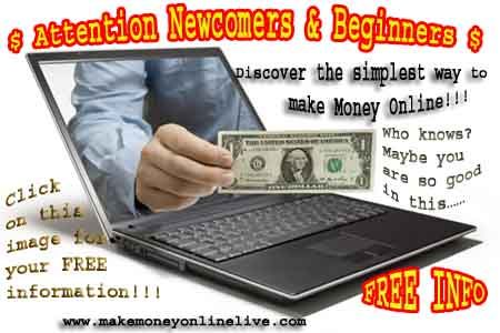 A FREE Video Course For Who are Interested To Make Income Online