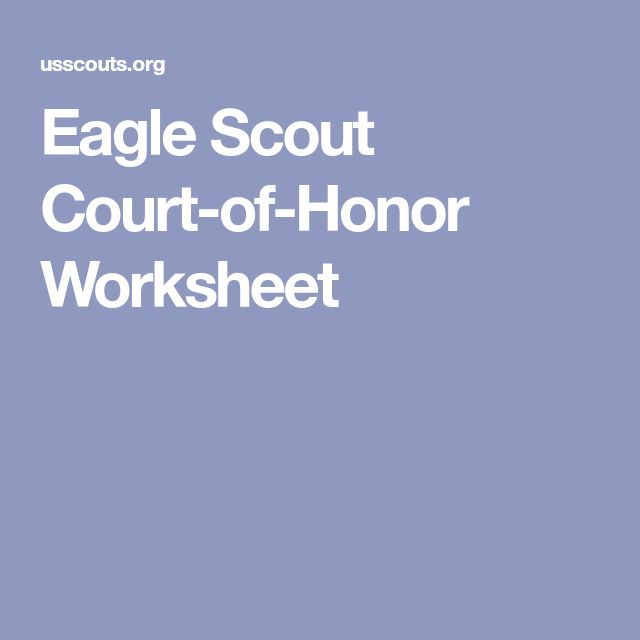 11 best Eagle scout letters of recommendation images on Pinterest - eagle scout letter of recommendation