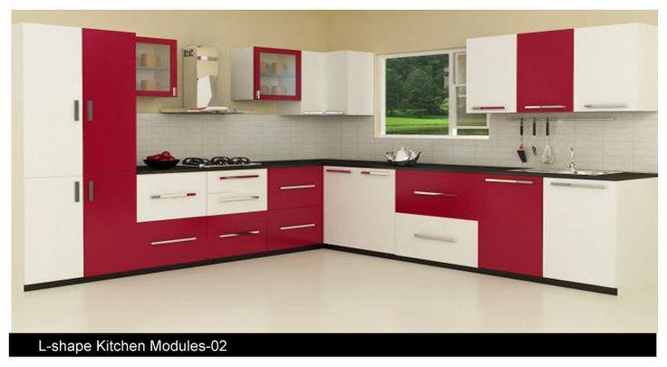 interior design for small indian kitchen - Google Search ...