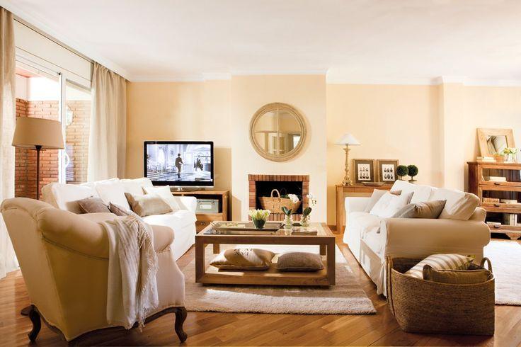 5 salones renovados por El Mueble · ElMueble.com · Especiales