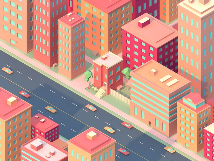 ISO CITIES on Behance