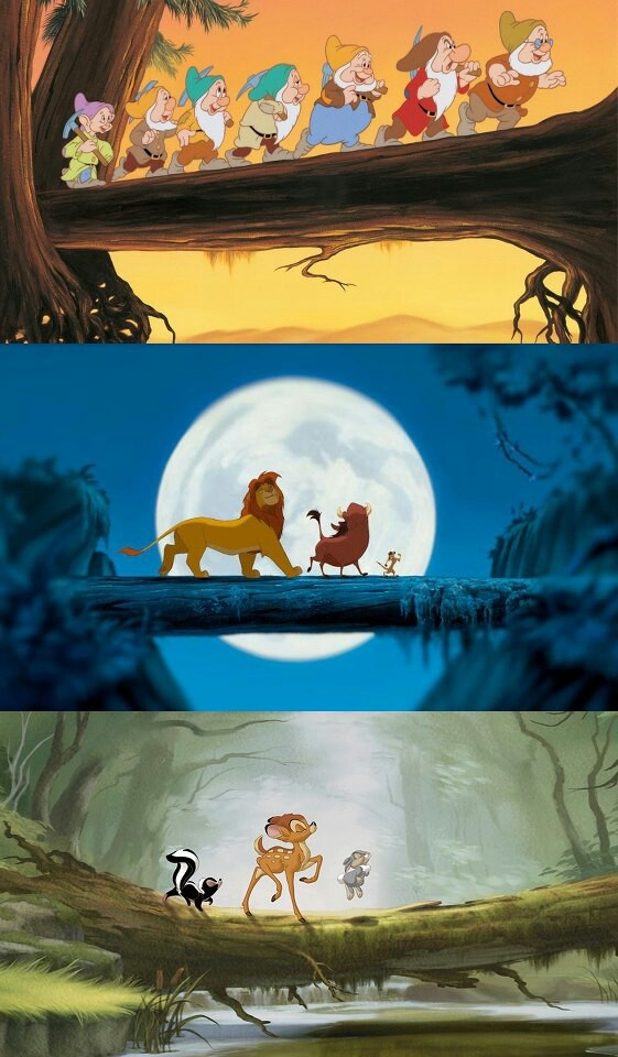 Snow White And The Seven Dwarfs 1937 The Lion King 1994 Bambi 1942 Everything Disney