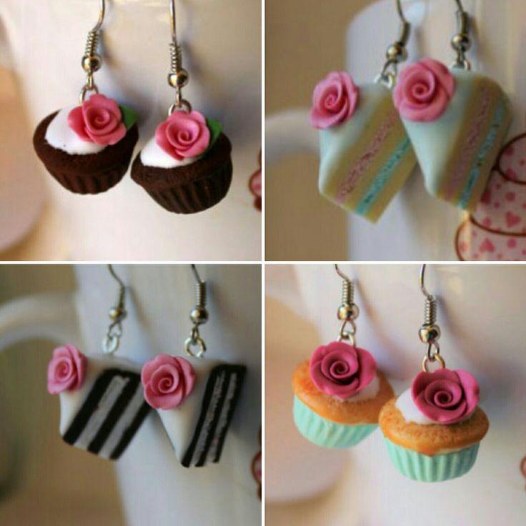 💝  New earrings 💝