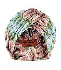 Missoni Mare Woven Turban