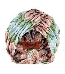 Missoni Mare Woven Turban - sewing inspiration